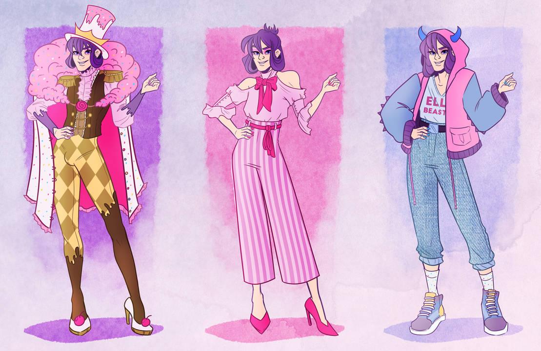 wardrobe comm - the prince
