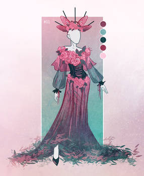 [OPEN] Outfit Adopt [#11] DISCOUNT
