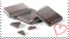 STAMP - Chocolate lover by DarkChocaholic