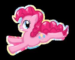 Pinkie Pie by DarkChocaholic