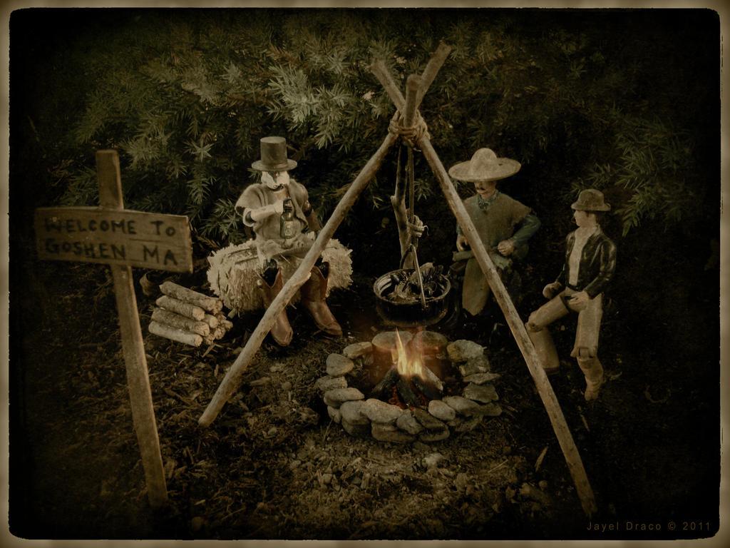 Hobo Camp - Goshen MA