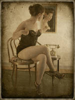 VintageSass-B by JayelDraco