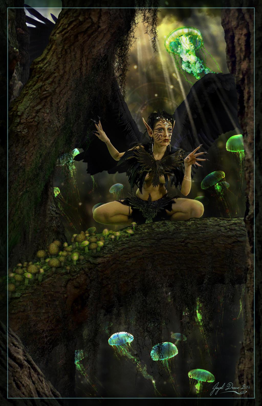 Lau-Lau Ucoravurakesh Priestess