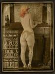 Nina La Voix 052 Vintage Burlesque Photo Card by JayelDraco