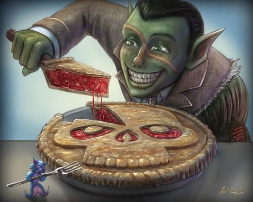 Mr. Guy: Spooky Pie