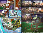 Mr. Guy: Zombie Hunter - Arc 1 - 2-page Sample