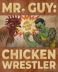 Mr. Guy: Zombie Hunter - Chicken Rematch