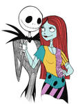 Jack and Sally for Kristin