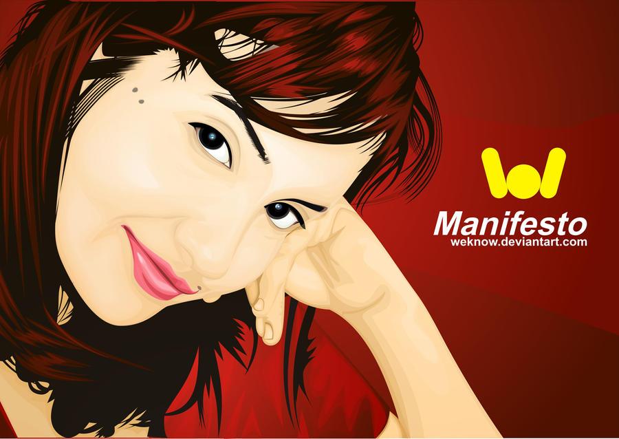manifesto by weknow