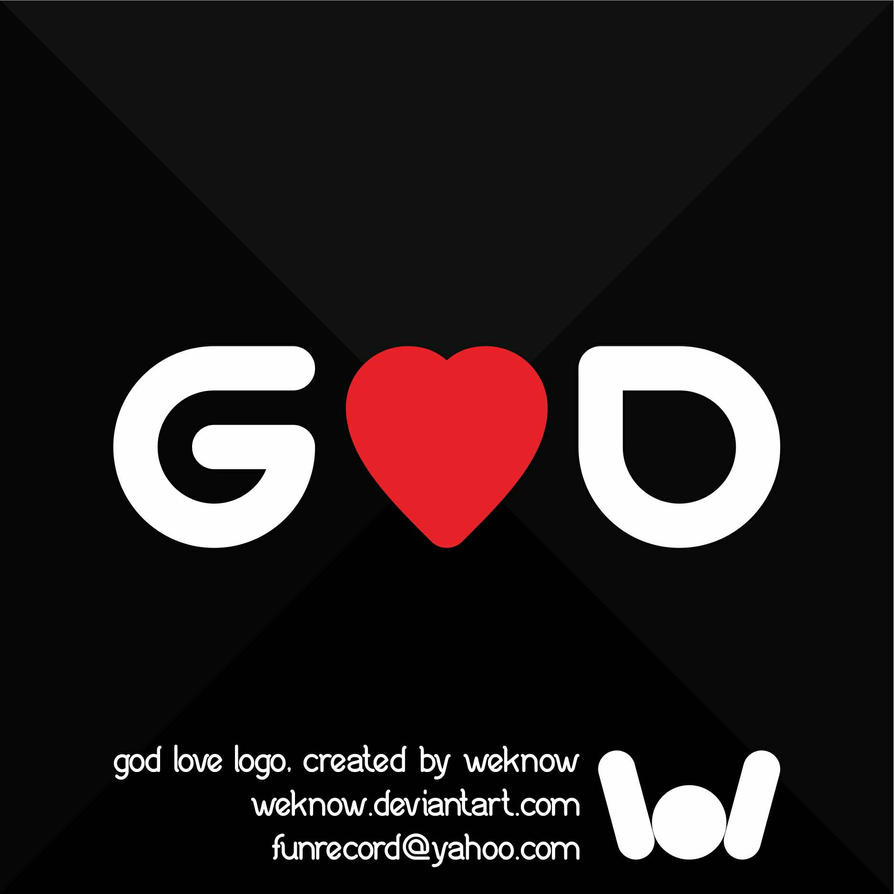god love logo by weknow