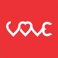 love logotype