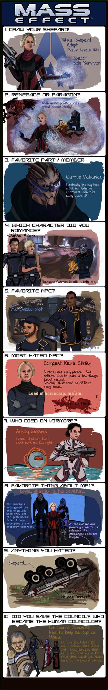 Mass Effect Meme by Alvadea