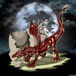 The birth of a dragon