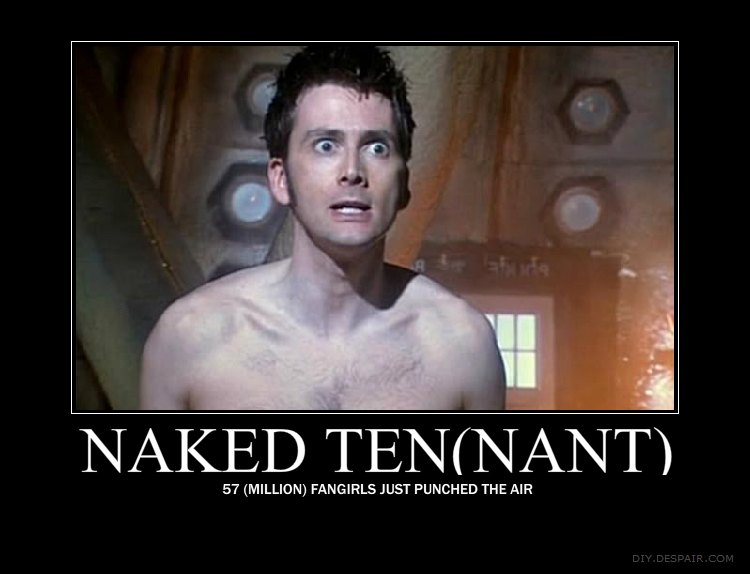 Demotivational naked — photo 7