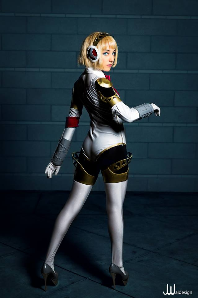 Aigis Persona Cosplay