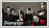 :Point Commission: Dionysos Stamp by Ariel-Bunny