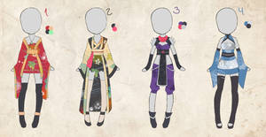 $2 Oriental Outfit Adopt  (closed)