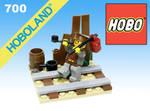 LEGO HOBO