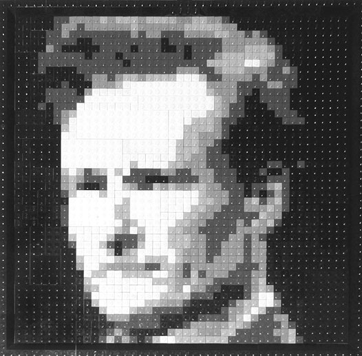 LEGOnan O'Brien by gloriouskyle