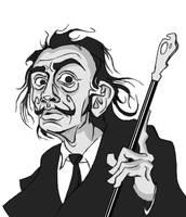 Happy Birthday Salvador Dali by gloriouskyle