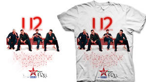 2nd T-Shirt for U2