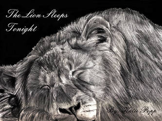 The Lion Sleeps Tonight by WhiteTiger22