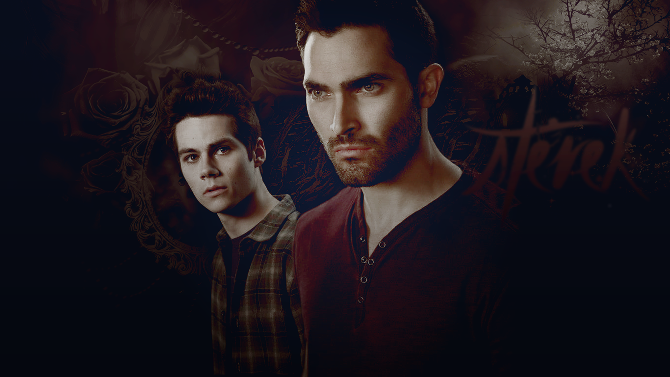 Sterek Wallpaper Season 3 by Lexop on DeviantArt