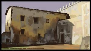 Env Speedpaint: Italian Castle