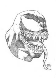 $25 Venom Sketch