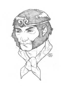 $25 Monkey Magic Sketch