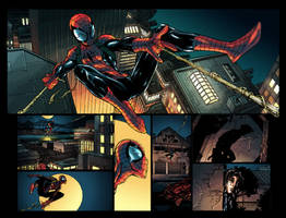 Dave Finch's Spiderman by Autaux