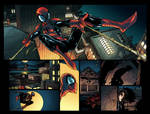 Dave Finch's Spiderman