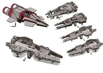 2007June09 Ship Design by Autaux