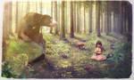 My Imaginary Friend by KateBloomfield