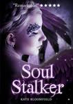 Soul Stalker Mock up Book cover