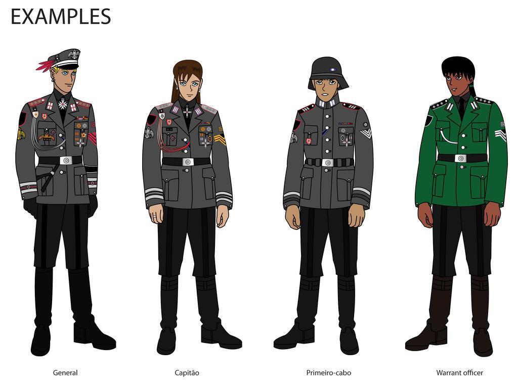 Deviantart Starfleet Captains Tylan Schan: Military Uniforms And Ranks Favourites By Redstorm108 On