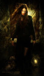 Nemesis, daughter of the revenge by Le-Regard-des-Elfes