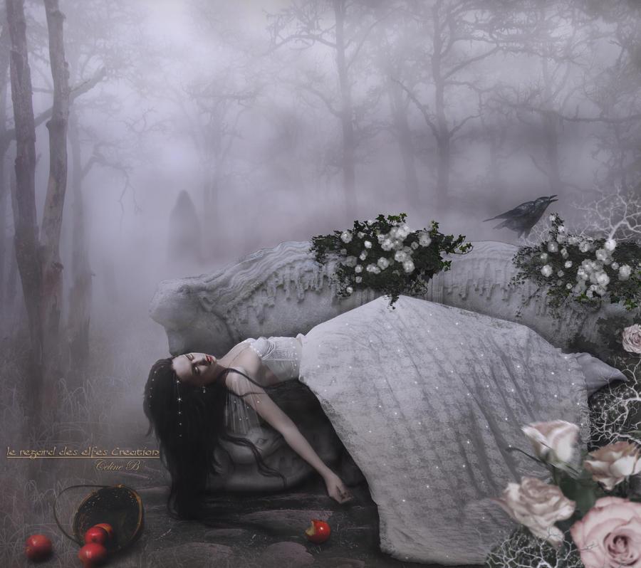 Snow White by Le-Regard-des-Elfes