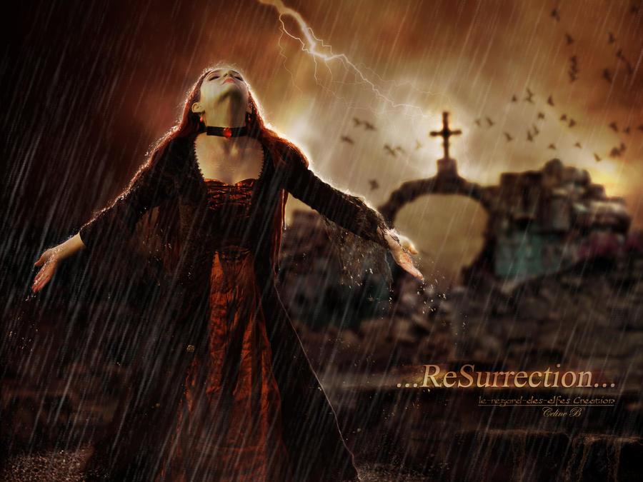Resurrection by Le-Regard-des-Elfes