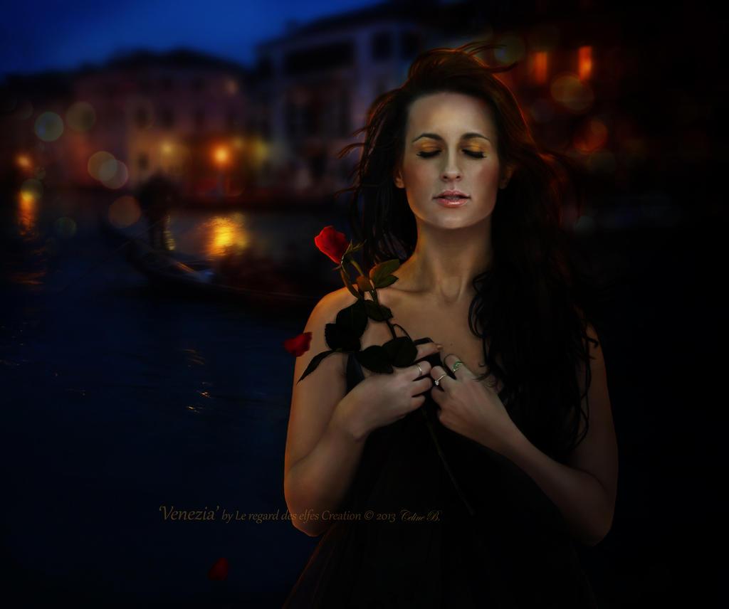 Venezia by Le-Regard-des-Elfes