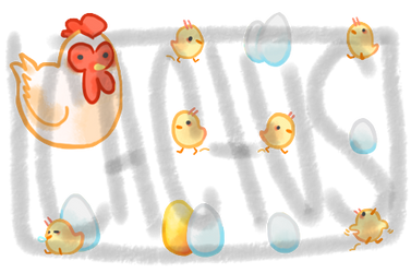 Chickens! by Animated123