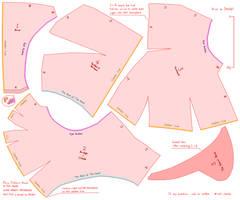 Pony Fullsuit head pattern by toki-reatle