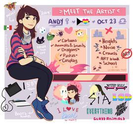 .:Meet the artist 2019:.