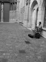 The Violinist. by AveryARSENIC