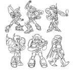 Chibiformers