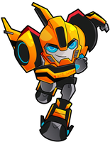 Itty bitty Bee 2 by Tone-chan