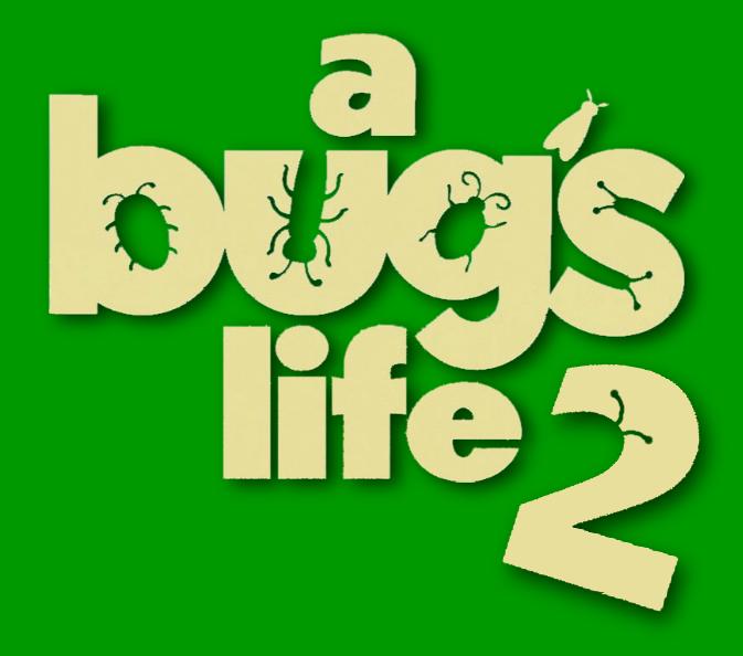 Logo for A Bug's Life 2