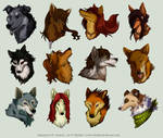 Avatar Commission Batch 6
