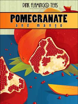 Pomegranate and Mango