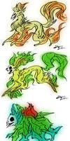 Wispy Doodles